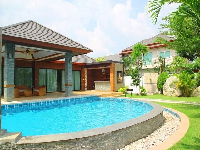 HR1093 Huay Yai House 4 bed for rent