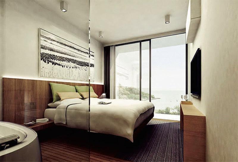 2 bedroom apartment in Pattaya center