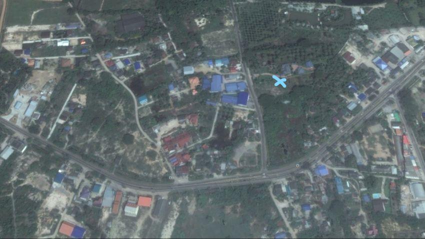 34 rai of prime land in Hua Hin, ready to build on
