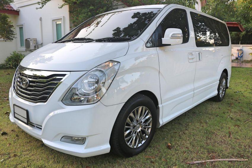 For Rent: VIP Minibus