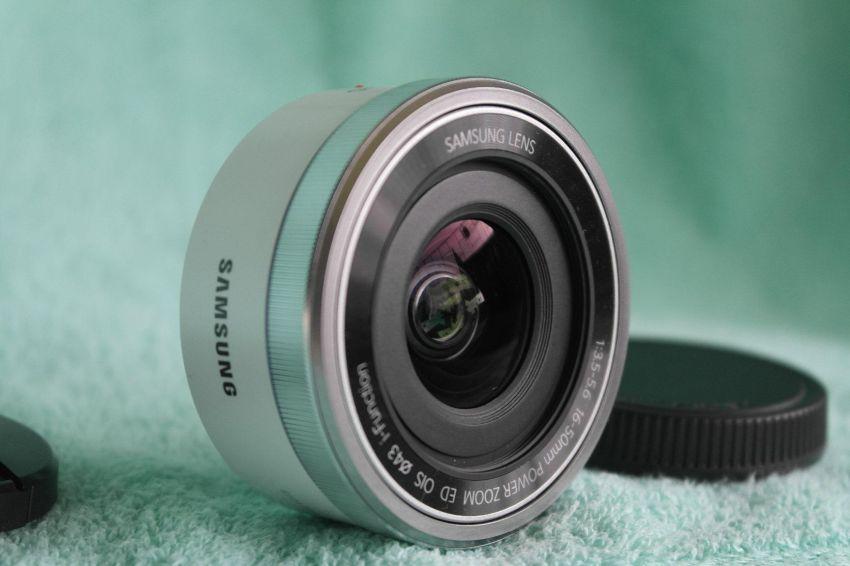 Samsung NX 16-50mm OIS lens Power Zoom