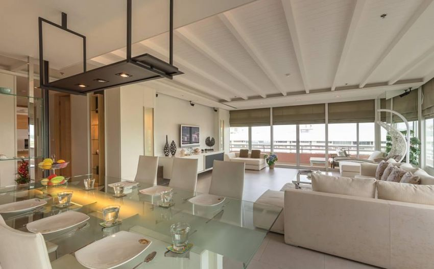 Esplanade Hua Hin Penthouse ฿29 Million