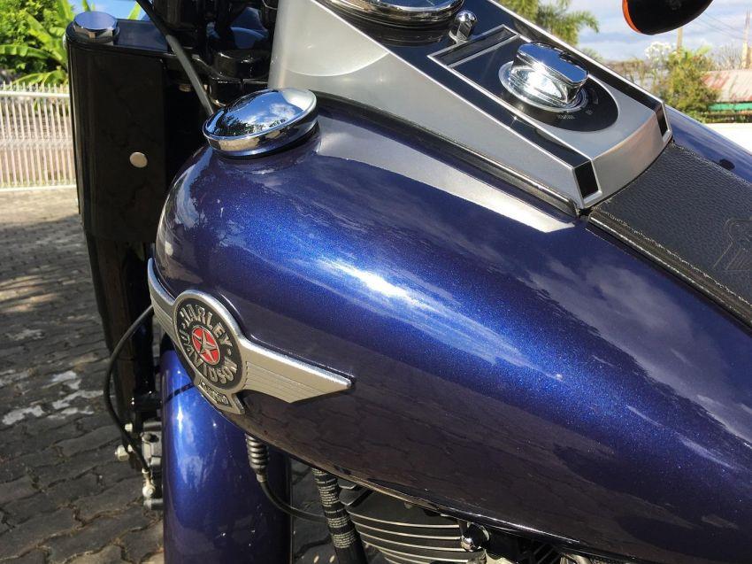 Harley Davidson Fat Boy Lo 2012
