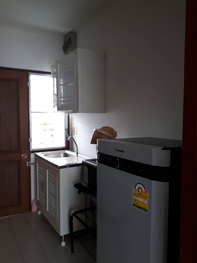 Rent at Baan Suan Lalana Condo #18EBE