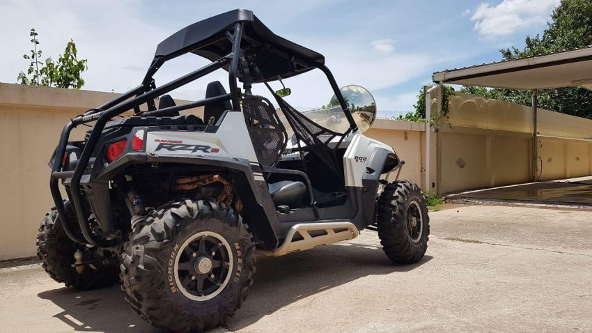 Polaris RZR S 800 EFI for sale - Free Delivery