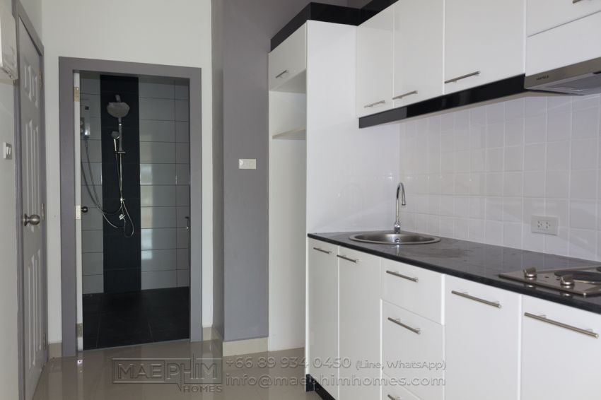New studio for sale in Ocean Bay Condo at Mae Phim (Rayong)