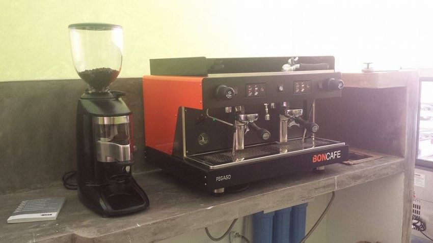Pegaso Bon Cafe Espresso machine