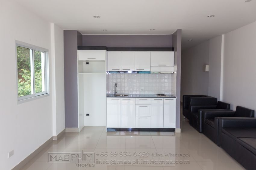 1 bedroom condo 57sqm for sale in Mae Phim, Rayong.