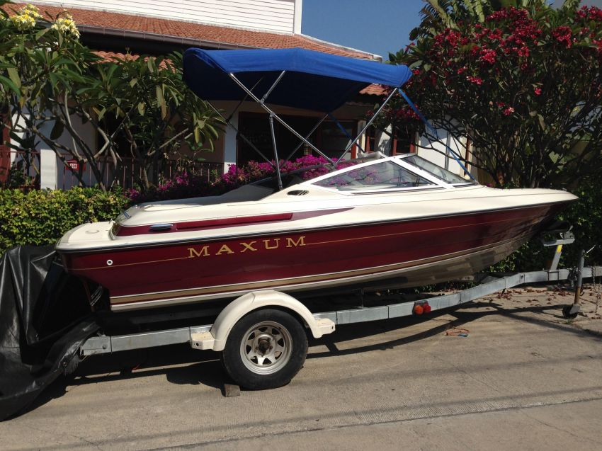 Maxum 175 Bowrider Boat For Sale