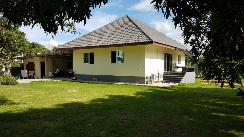 House & Land for sale around Chiang Mai