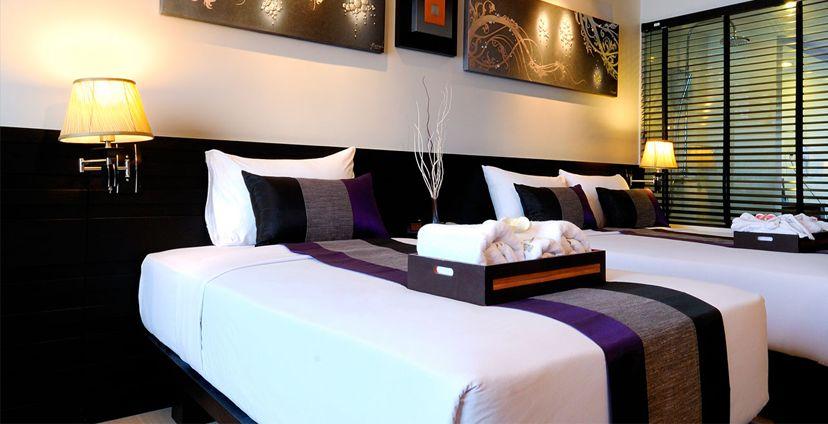 Modern Boutique Resort Hotel in Phuket