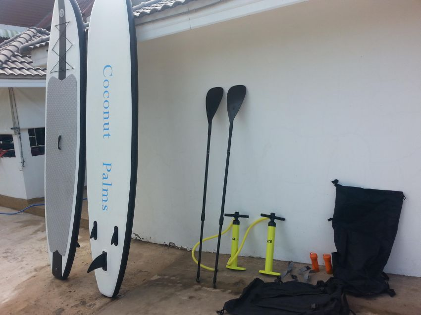 SUP Inflatable Stand Up Paddle Board 12 ft x 31