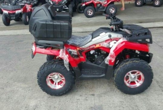 ATV Utility 200cc  New Promotion  in stock 2018
