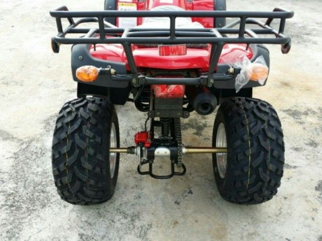 ATV Utility 200cc  New Promotion  in stock 2021
