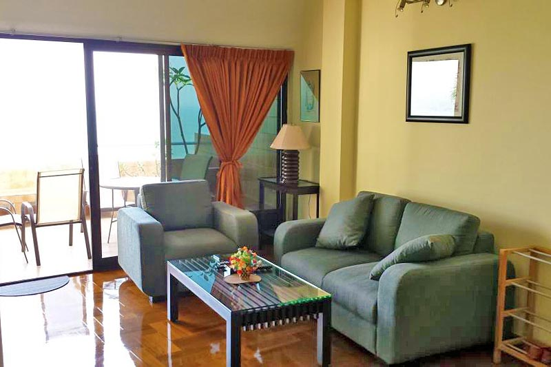 Newly-Renovated Beachfront 2-Bedroom Condo for Sale