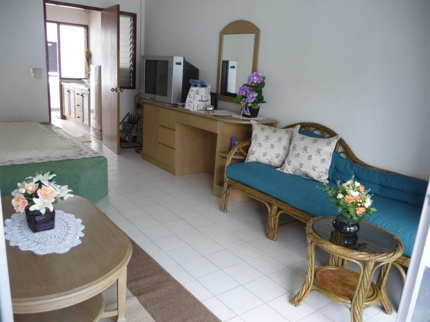 5th floor Condo to rent Baan Suan Lalana