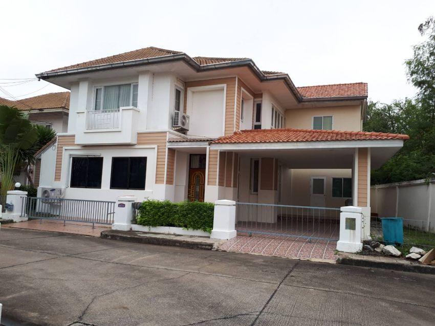 Two Storey House #444 at Ban Suan Lalana