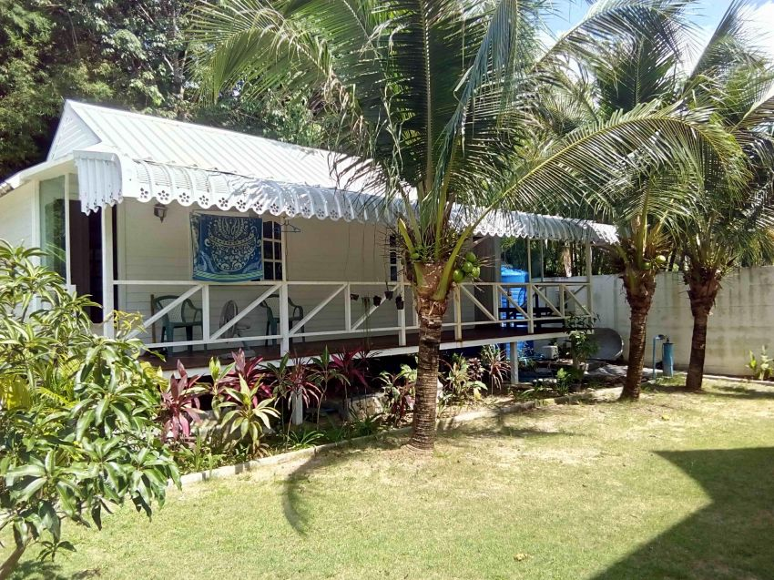 Cottage with two rooms - furnished