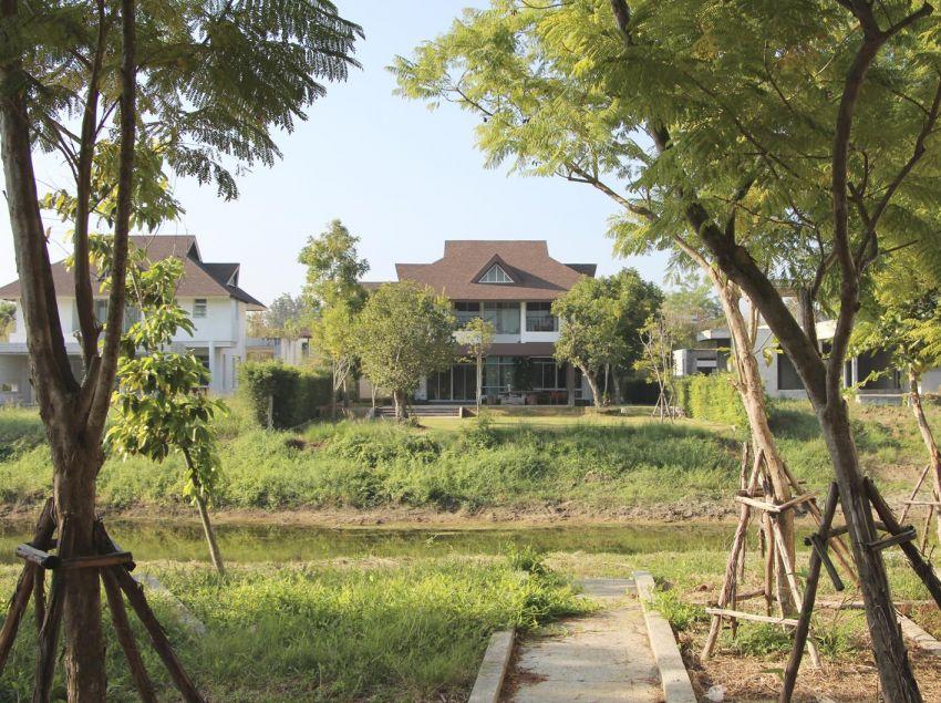 Khao Yai, Asian contemporary atmosphere