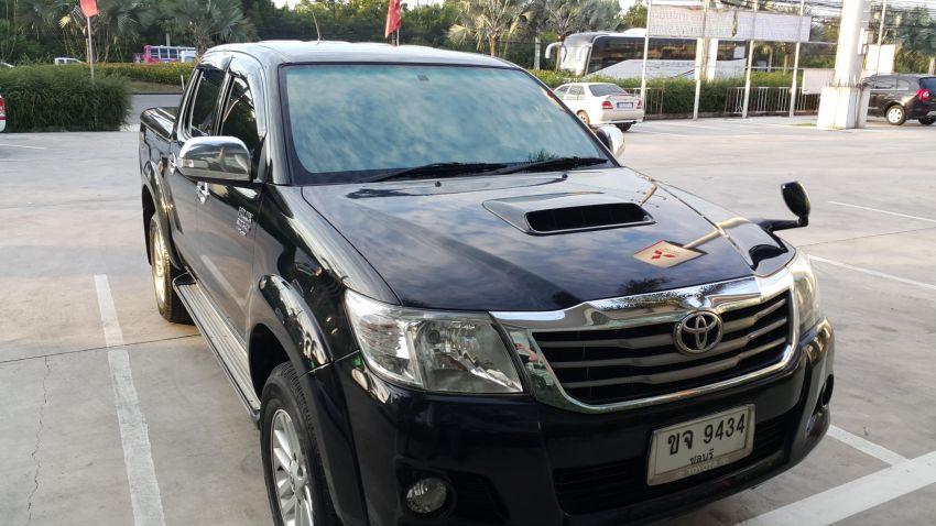 Toyota Vigo Prerunner G 3.0L Auto