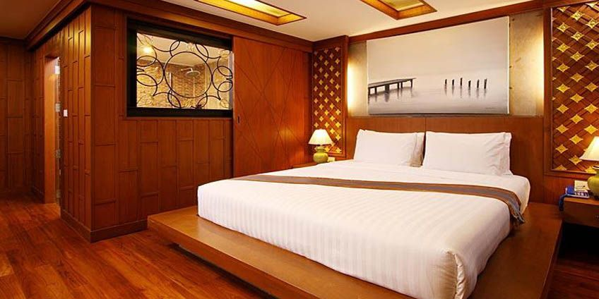 20 Rooms Thai Boutique Hotel for Lease