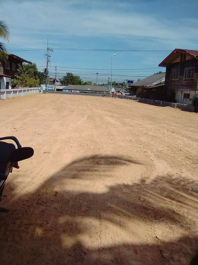 792 Sqm land for rent 44m deep 18m wide