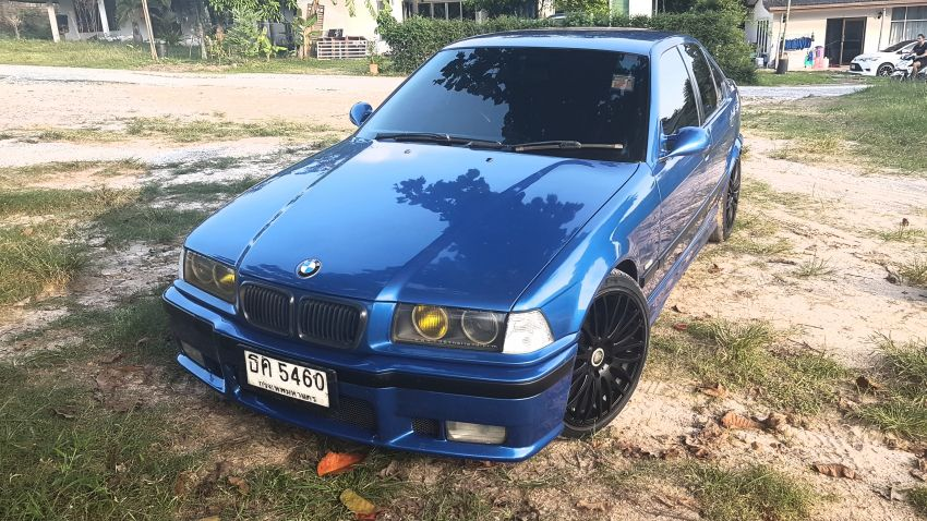 BMW E36 328i for sale,a beautiful  classic, 200,000 baht