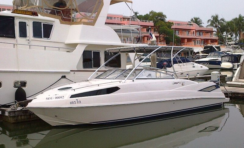 Gulf Craft Oryx 27 - Priced to Sell