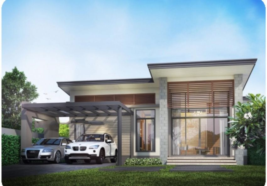 Songkhla off plan house for sale finance available