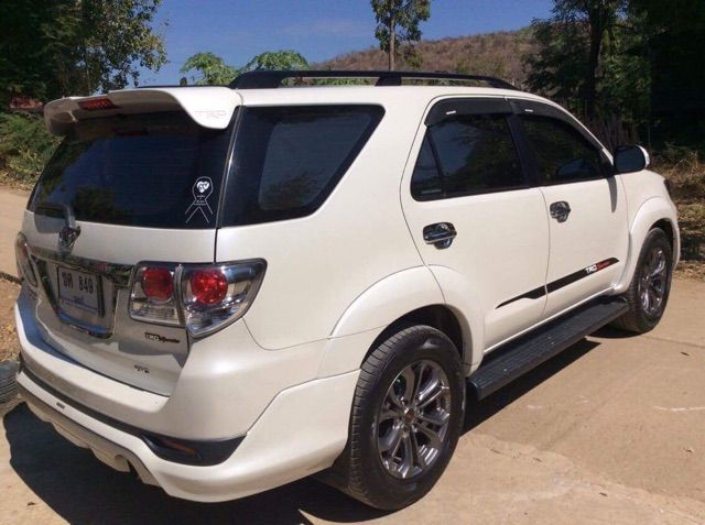 Low Cost Car Rentals Pattaya Best Prices On Fortuners