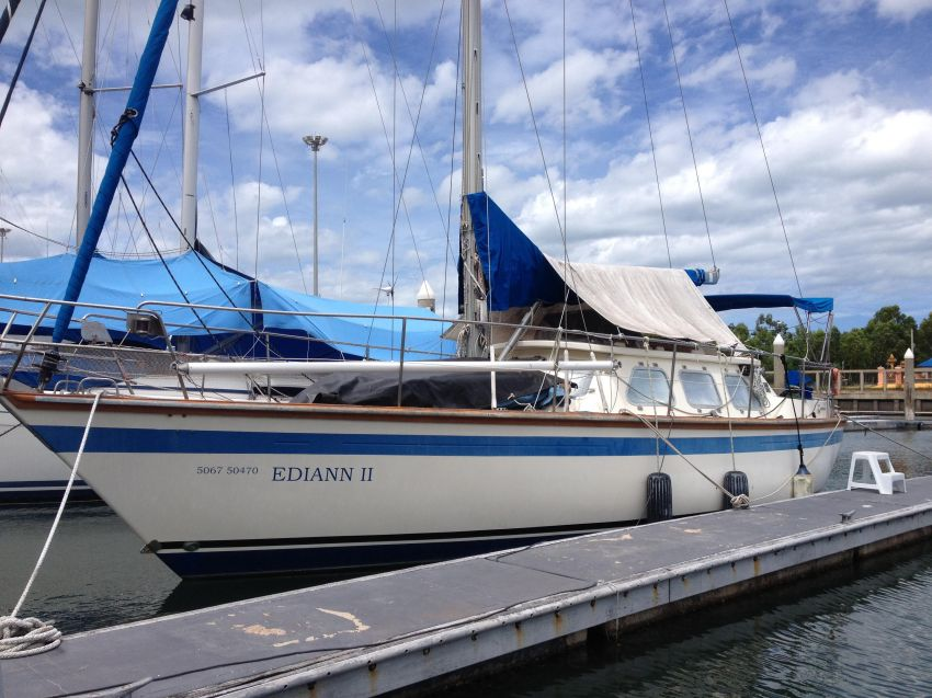 Seastream 34 Blue water cruising yacht-Excellent Buy