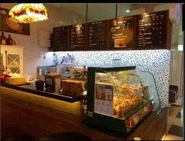 Coffee shop in Sukumvit