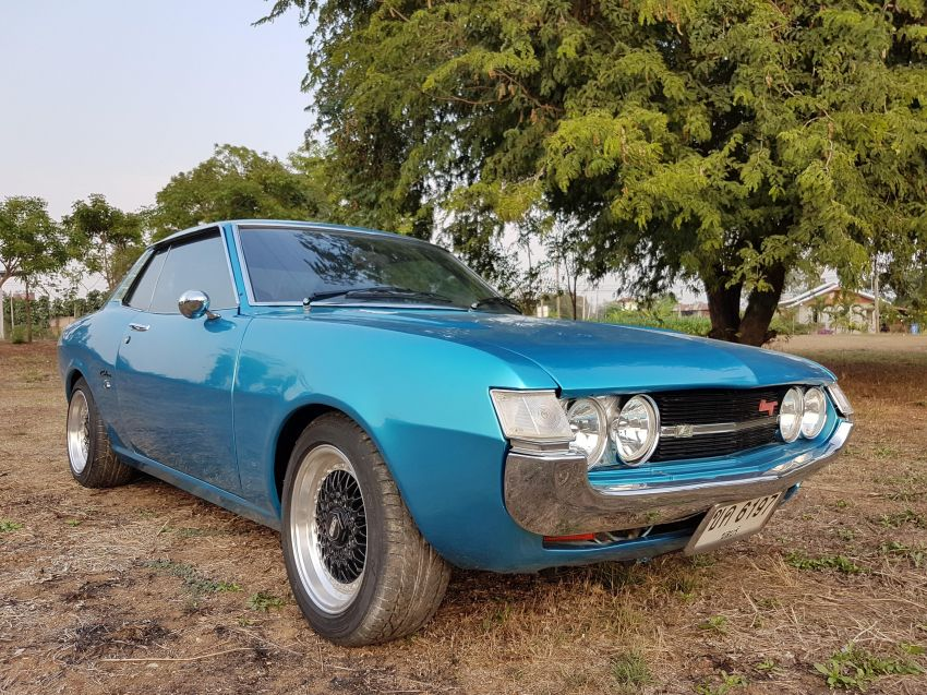 toyota celica 1975 classic car cars for sale phetchabun city baht sold. Black Bedroom Furniture Sets. Home Design Ideas