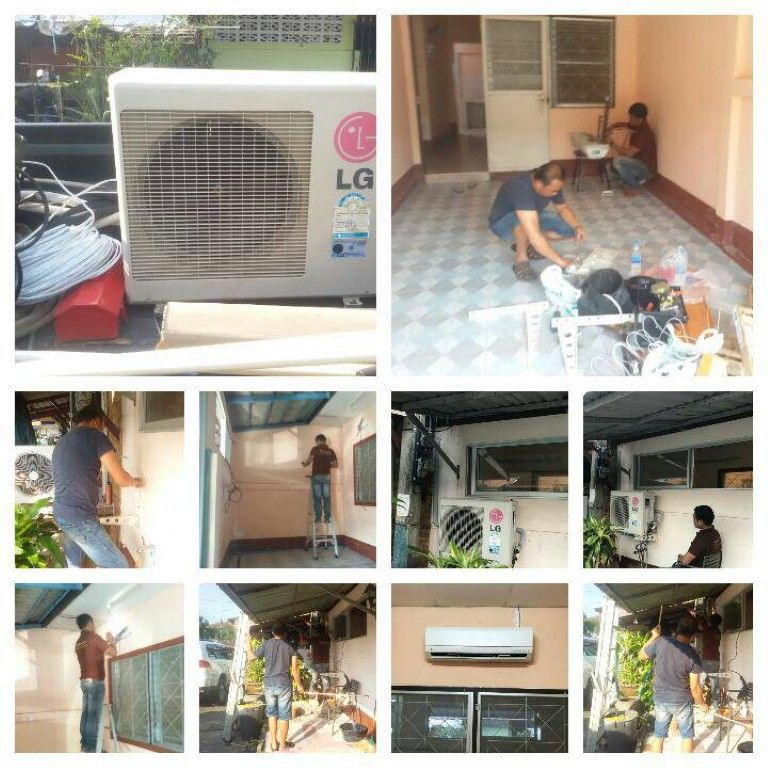 Service Fix,Repair,Cleaning for AirCondition