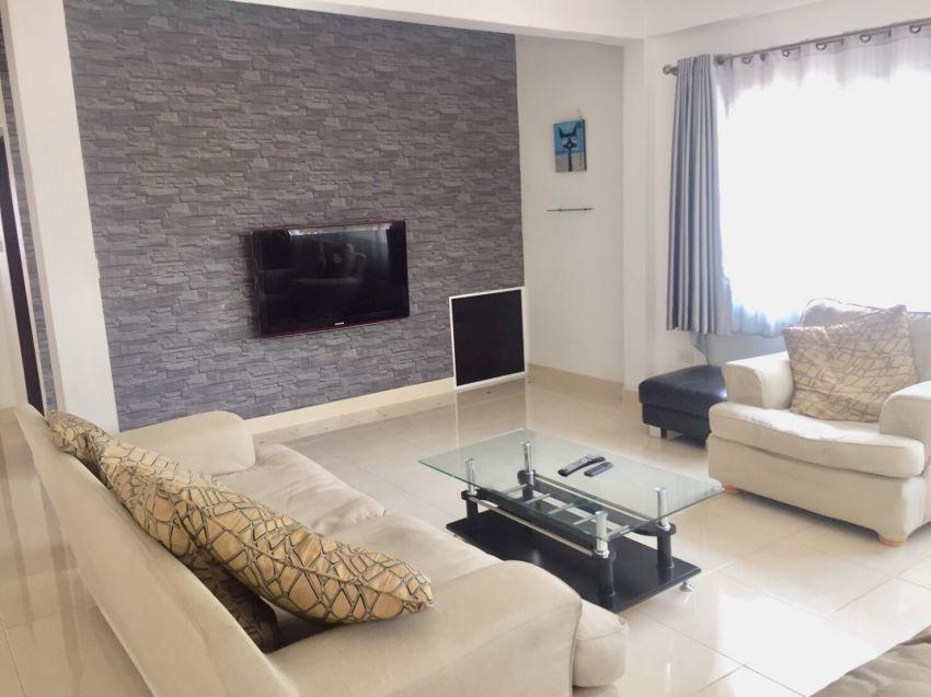 Luxury villa in Dusit Pattaya village 3bed