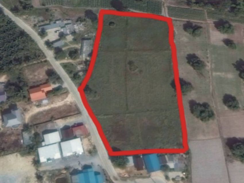 6 Rai Plot for Sale, and divide by 50%