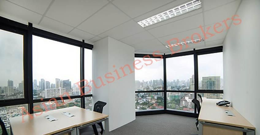 0149014 Panorama View Office Space for Rent in Ekamai
