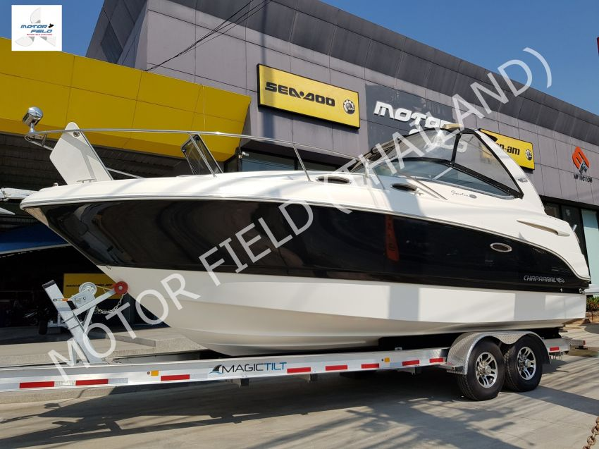 pre-owned  2007 Chaperral 280 Twin Engine