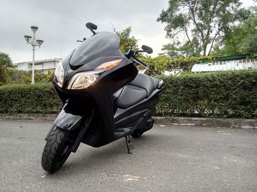 8,395 Kms / 2013 Honda Forza 300 ABS in perfect condition