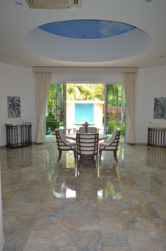 Luxury 1 rai pool villa for sale