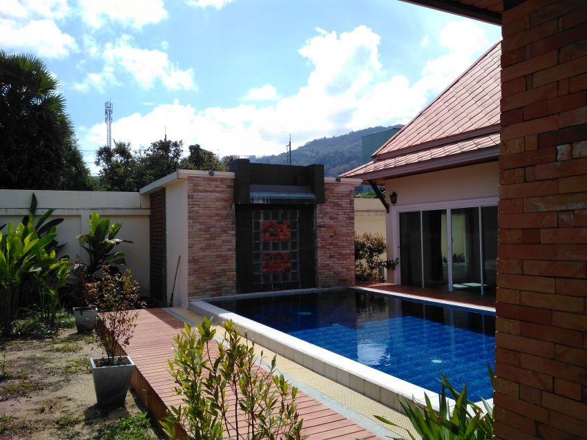Luxury Villa 3 Bedrms Near Tesco Bangtoa