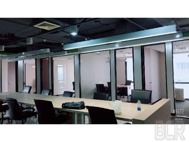 Spacious Penthouse Office in PS Tower Asoke for Rent