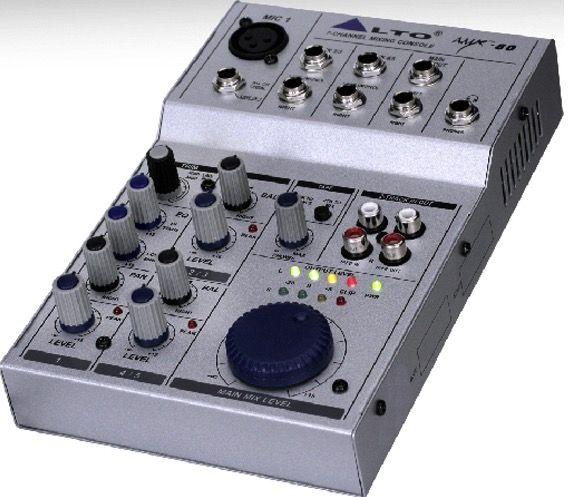 Alto AMX Mixer