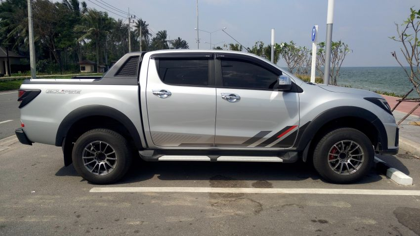 Mazda BT 50 Eclipse 4 Doors Only 7500km