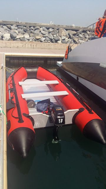 New Dinghy Package at an Unbeatable Price