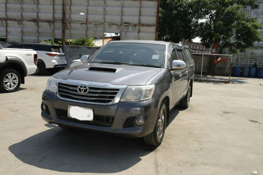 Toyota Vigo for Rent