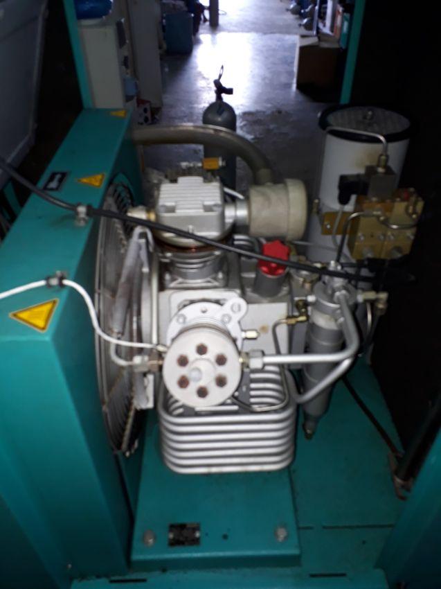 Bauer Mini Verticus compressor for sale