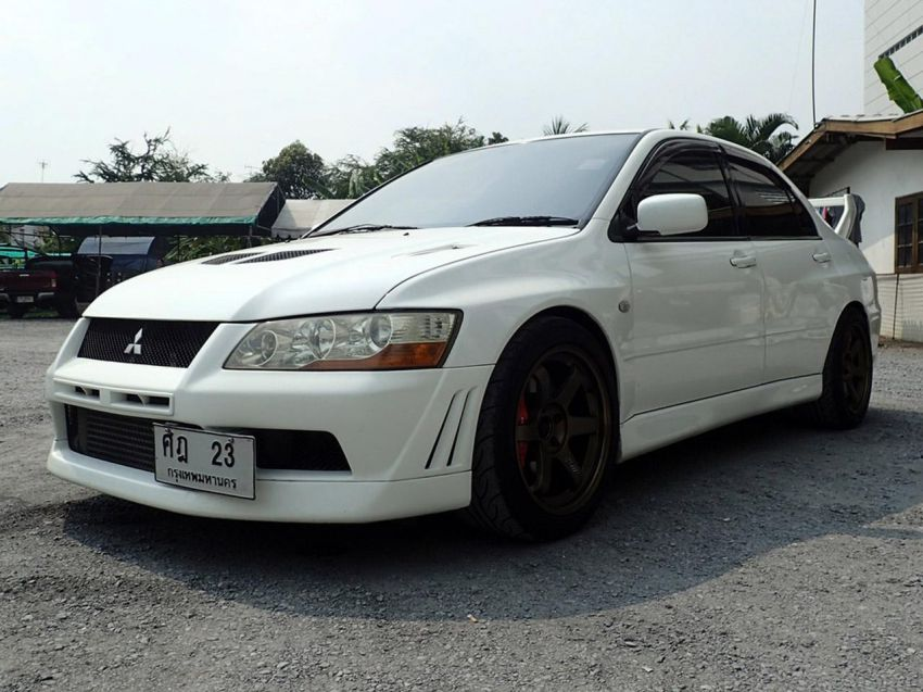 Mitsubishi Evo 7 GTA - Fully Restored - 495,000