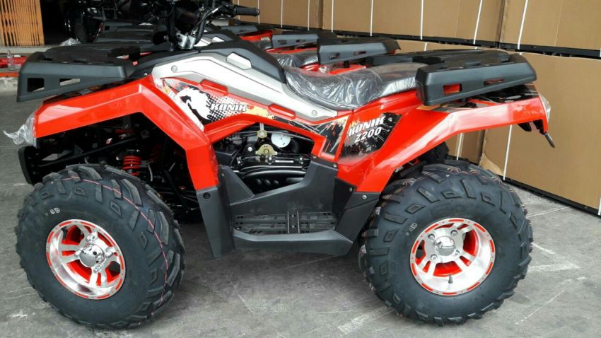 ATV Utility 200cc  Promotion Price