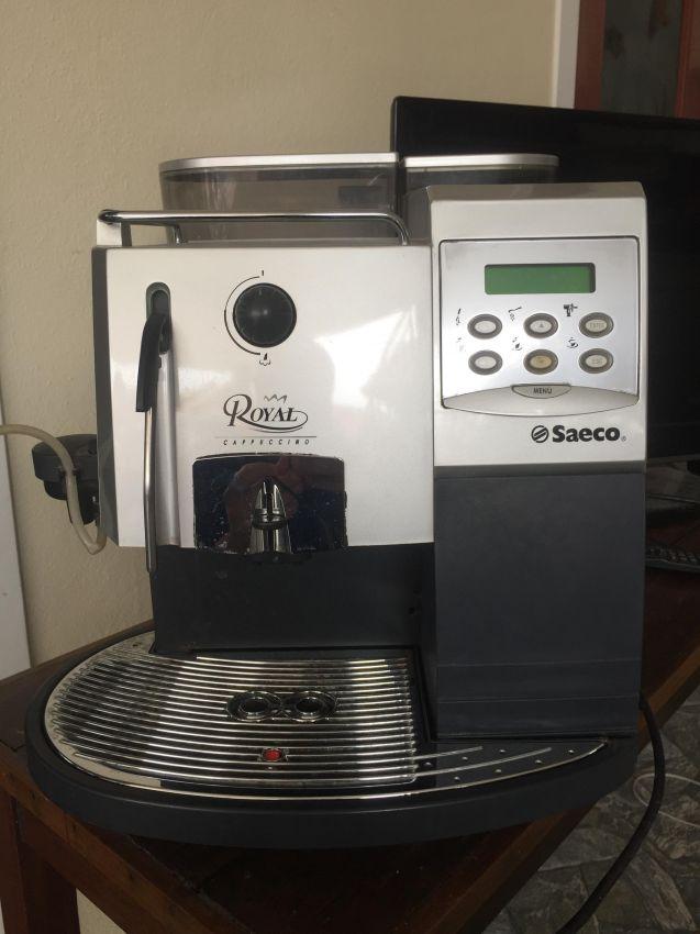 SAECO ROYAL CAPPUCCINO INDUSTRIAL COFFEE MACHINE